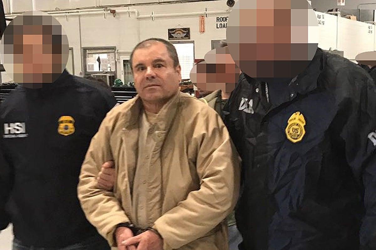 Mexican drug lord Joaquin 'El Chapo' Guzman found guilty at