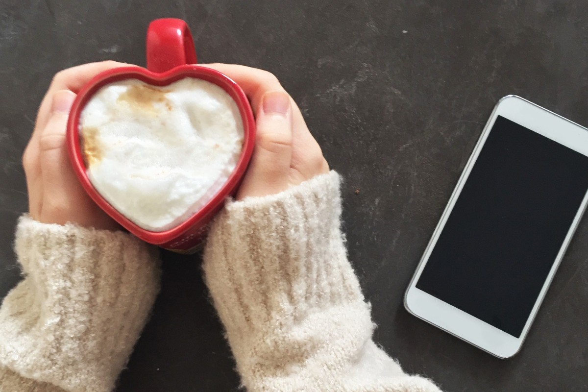 5 apps for smartphone addicts on Valentine's Day | South China