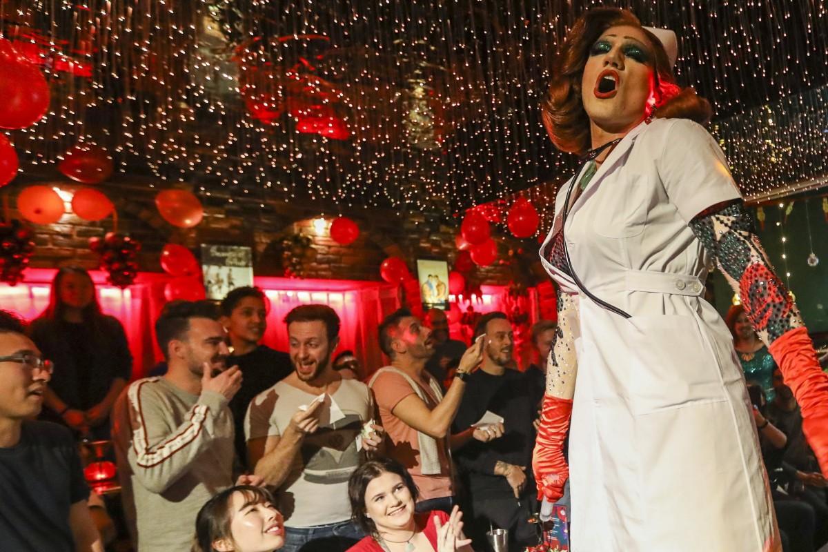 Gay harrassed in straight bars
