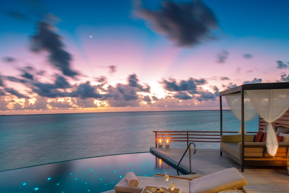 42b2c5615bebee Baros Maldives, situated on the Asian tropical island of the Maldives, has  been named