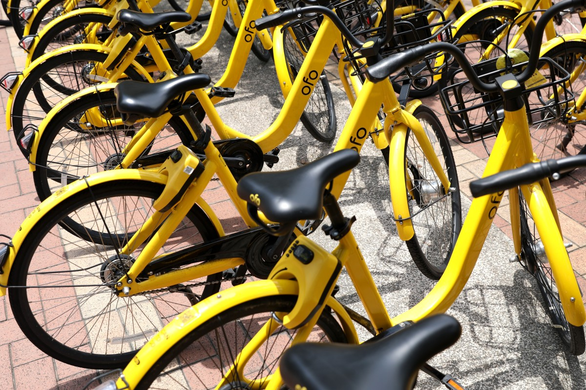Ailing Chinese bike-sharing service Ofo gets Singapore licence
