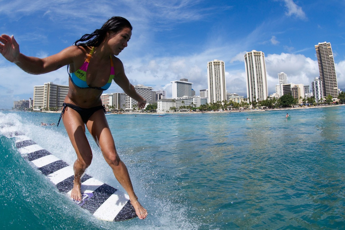 Why Longboard Surfing Is Making A Comeback Especially In