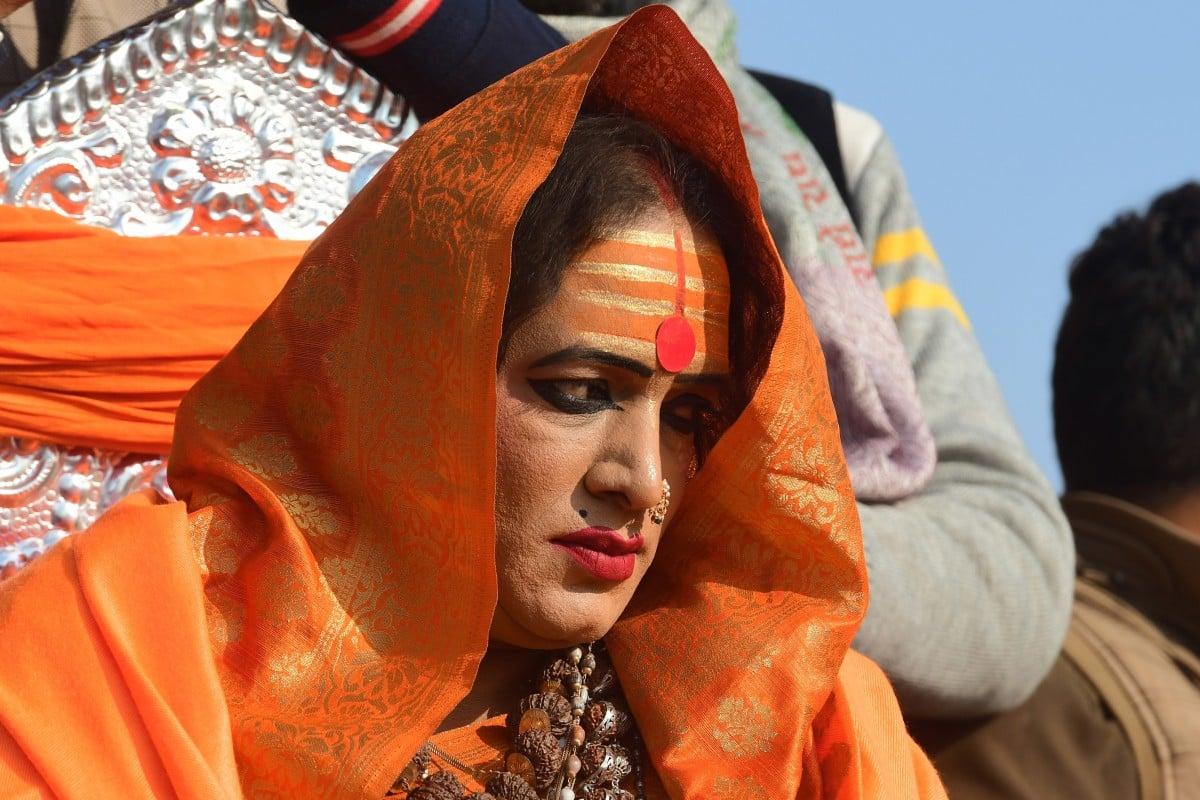 Meet Laxmi Narayan Tripathi, the transgender Indian demigod