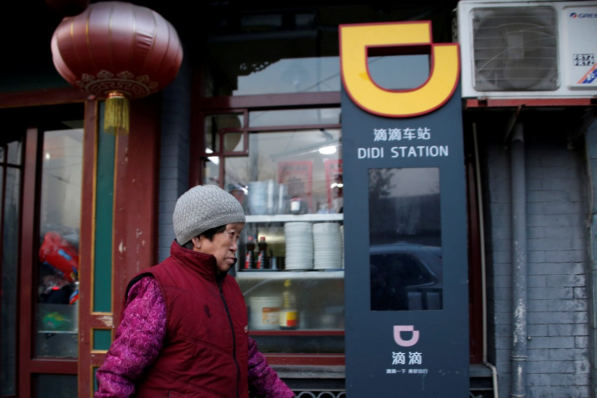 Chinese ride-hailing giant Didi Chuxing's plans to conquer