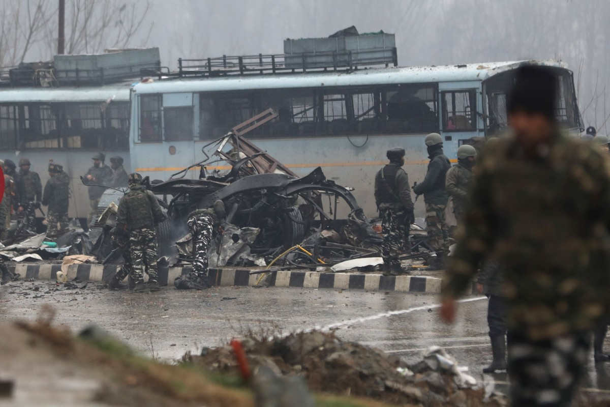 What 'Wuhan spirit'? Kashmir suicide attack reopens Modi's
