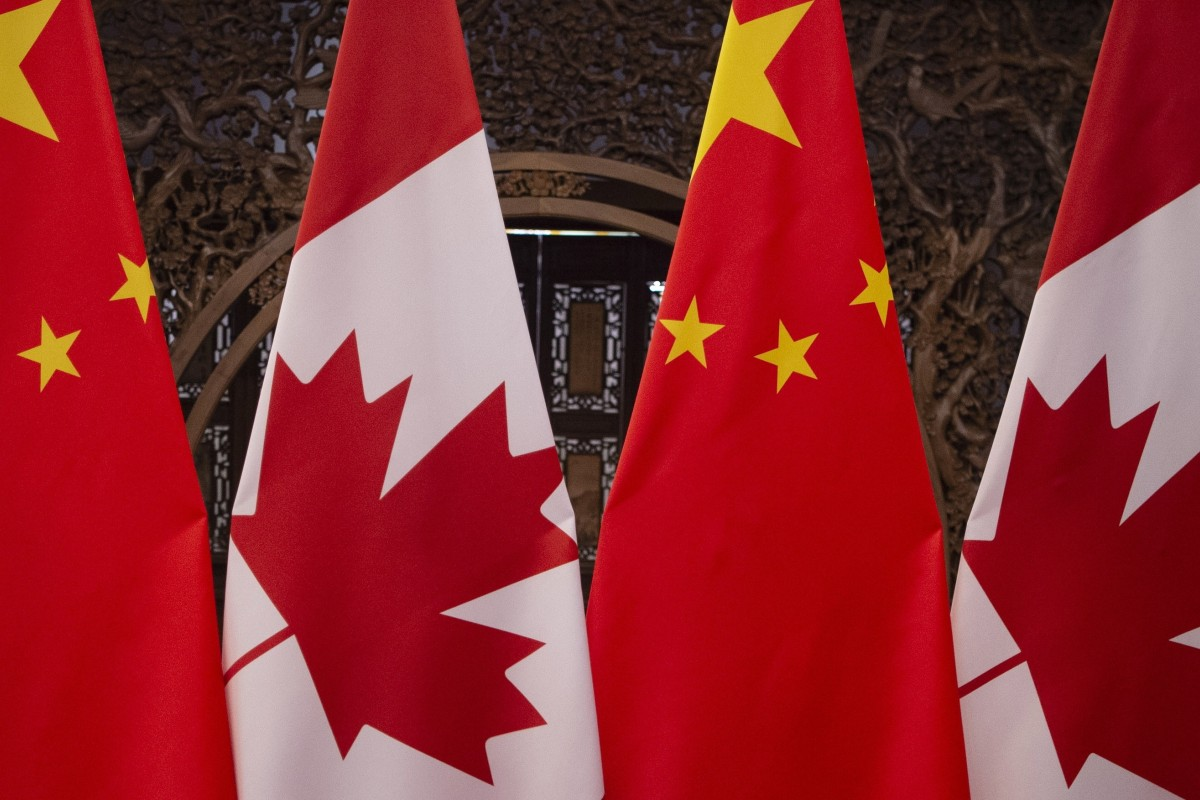 "China's embassy in Ottawa said the two incidents at Canadian campuses this week had ""nothing to do with the Chinese embassy and Chinese consulate general"". Photo: EPA-EFE"