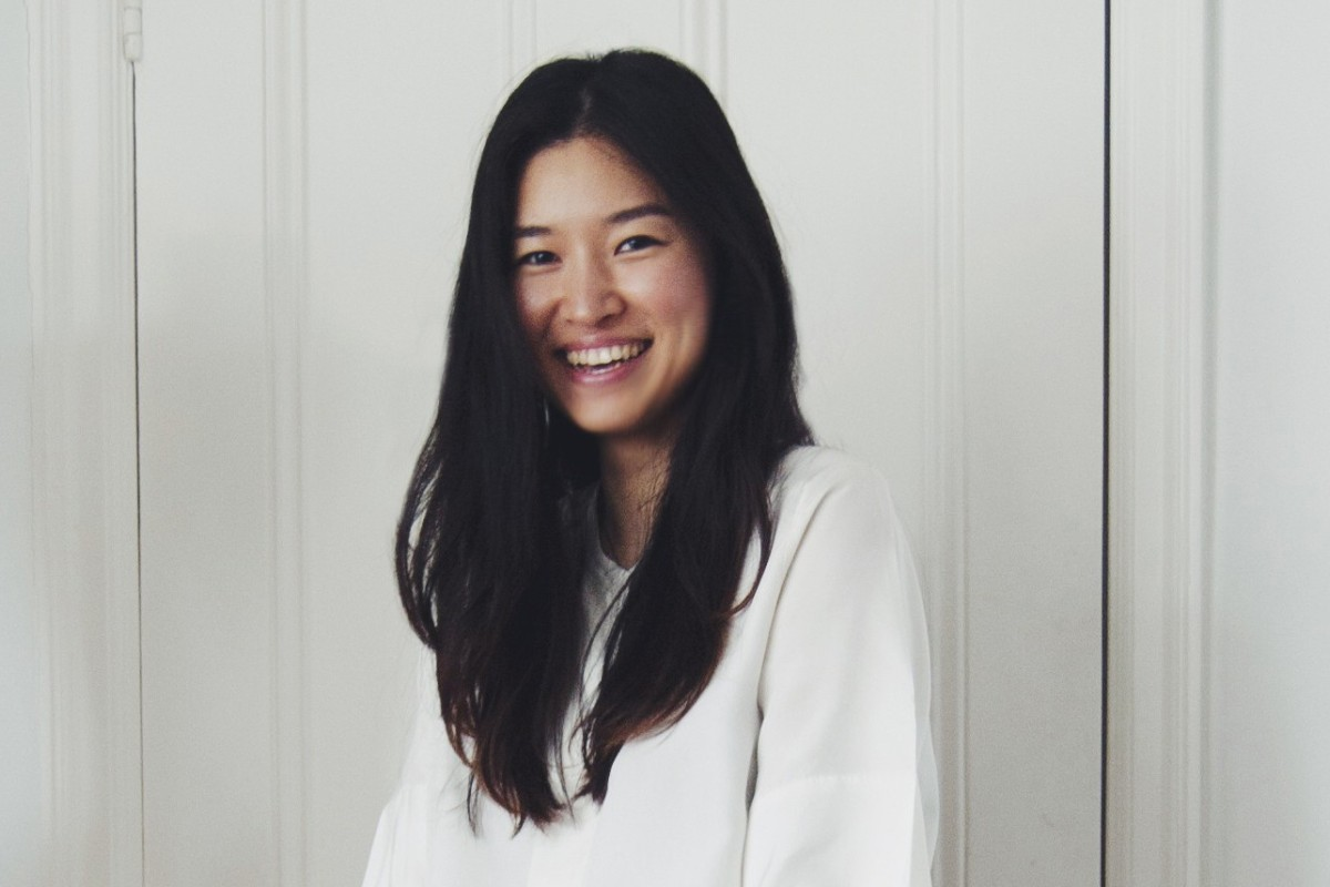 South Korean fashion designer Rejina Pyo in London. Photo: Jordan Bourke