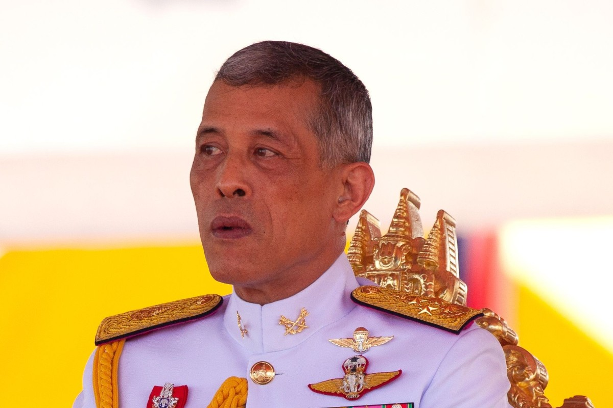 Thai King Maha Vajiralongkorn. Photo: AFP