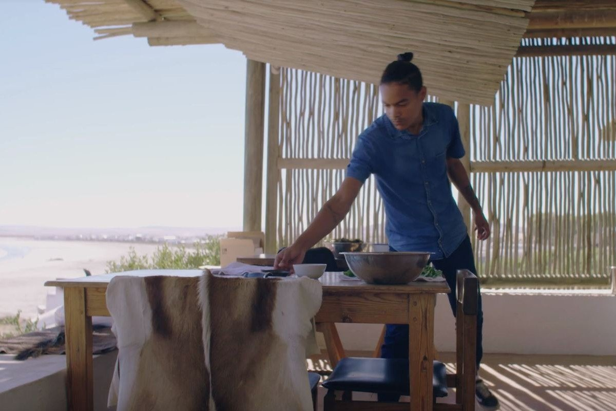 Tiny and remote South African beach eatery Wolfgat, where a seven-course meal costs US$60, is named the world's best restaurant