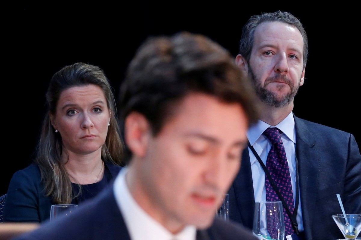 Canada PM Justin Trudeau's top adviser Gerald Butts quits, accused