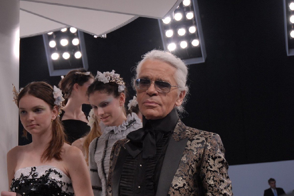 Karl Lagerfeld was fashion's undisputed master, a dream