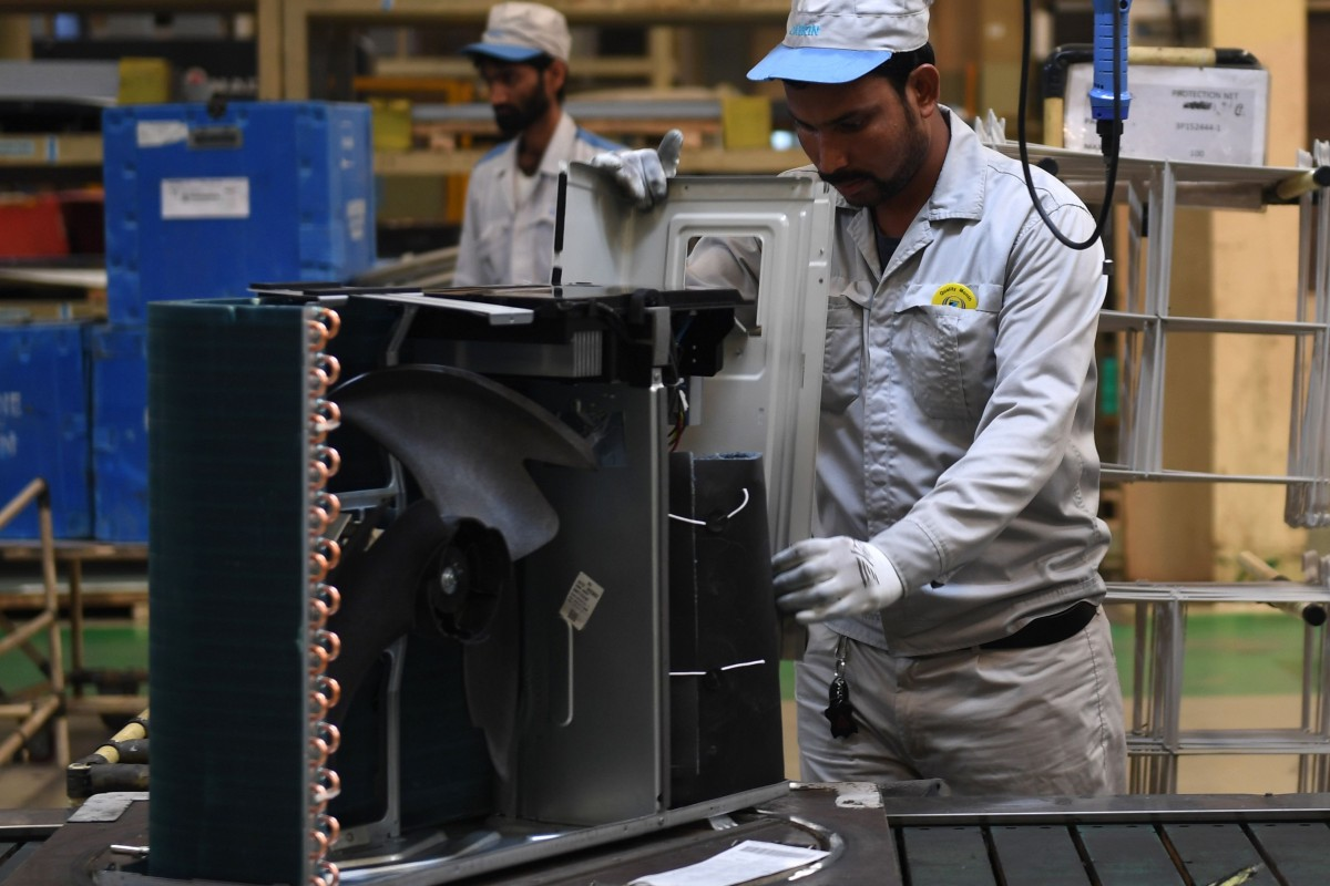 Indian manufacturing is on the up and Chinese investment is leading