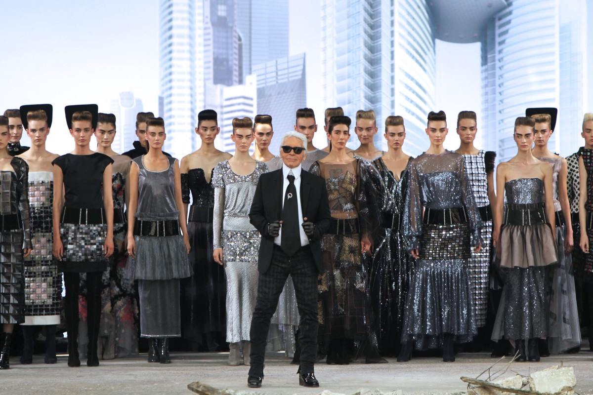 Why Karl Lagerfeld\u0027s death poses a challenge for French