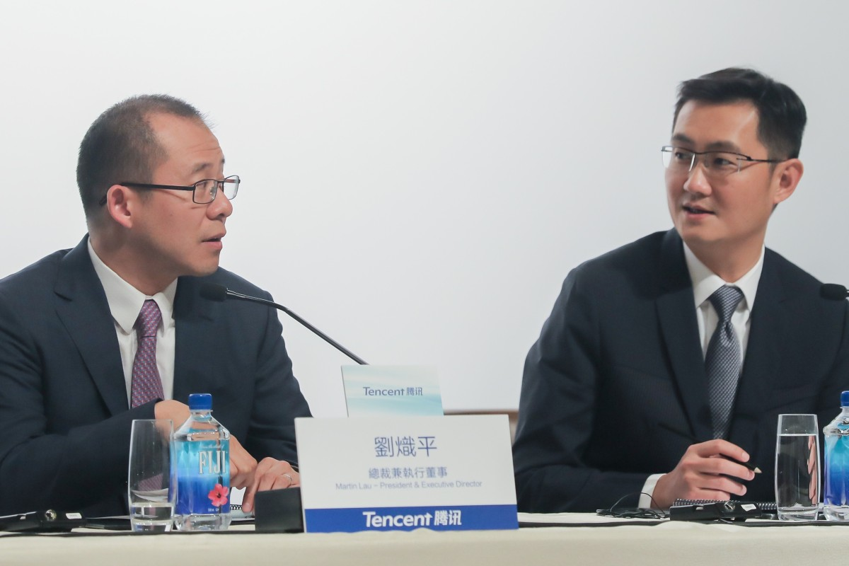 Tencent defends investment spree as core strategy amid