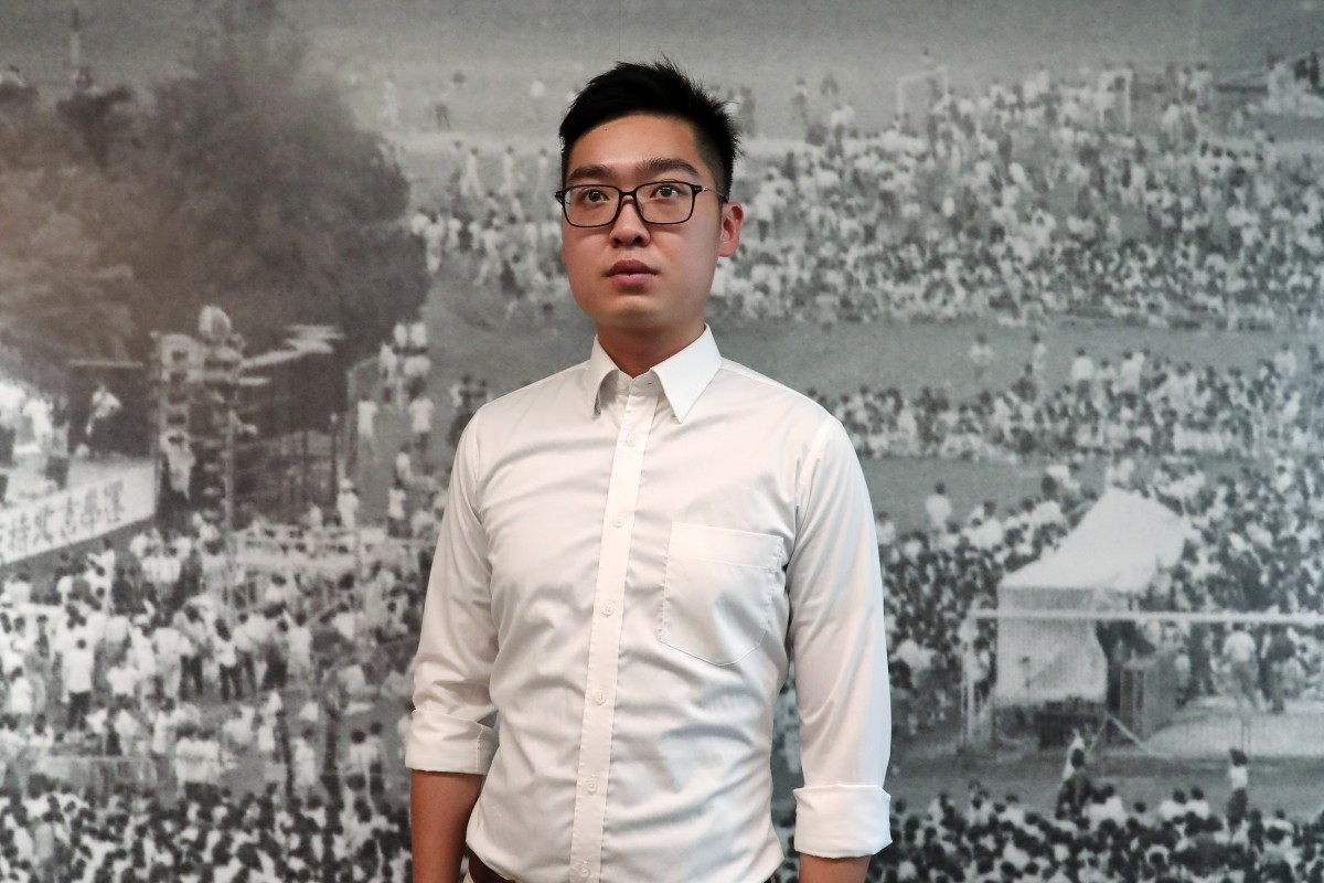 0d6d8bcca0fb The Hong Kong National Party founder Andy Chan lost his appeal against the  decision to outlaw
