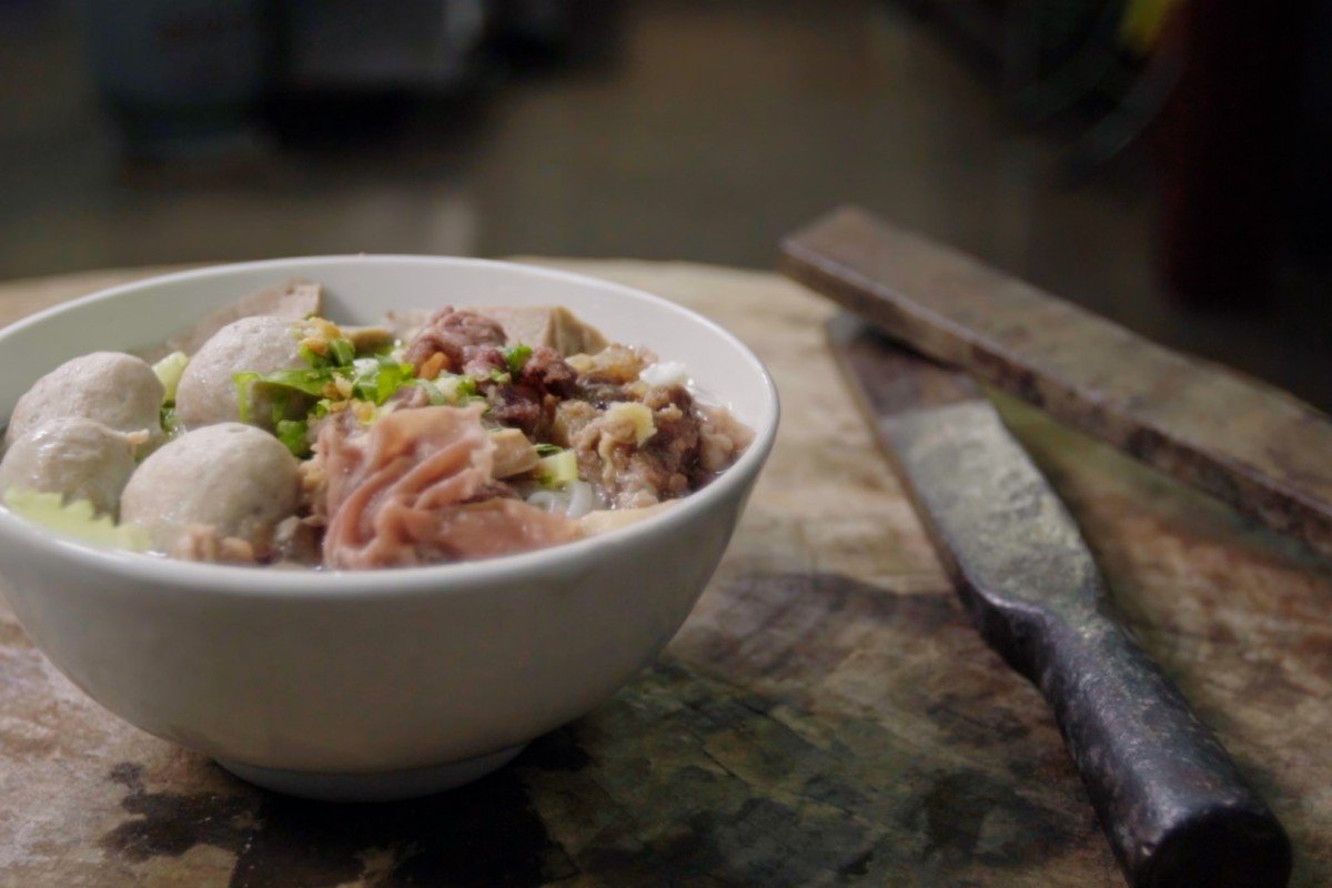 In Netflix series Flavorful Origins: Chaoshan Cuisine, Chiu