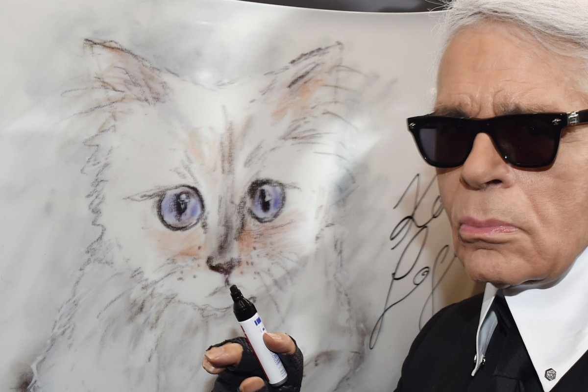 102aac7533 The world according to Karl Lagerfeld  remembering a  quote machine ...