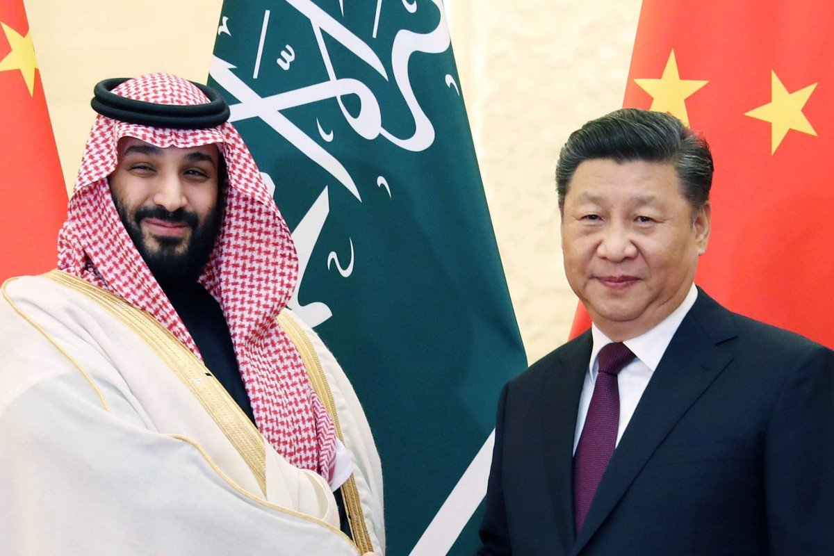 China and Saudi Arabia seal US$28 billion in deals | South China
