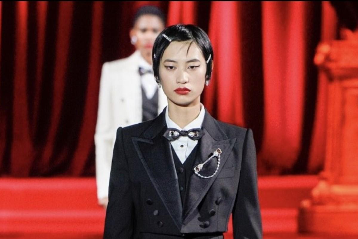 dc1db42f02f2 Chinese boycott of Dolce   Gabbana continues at Milan Fashion Week ...