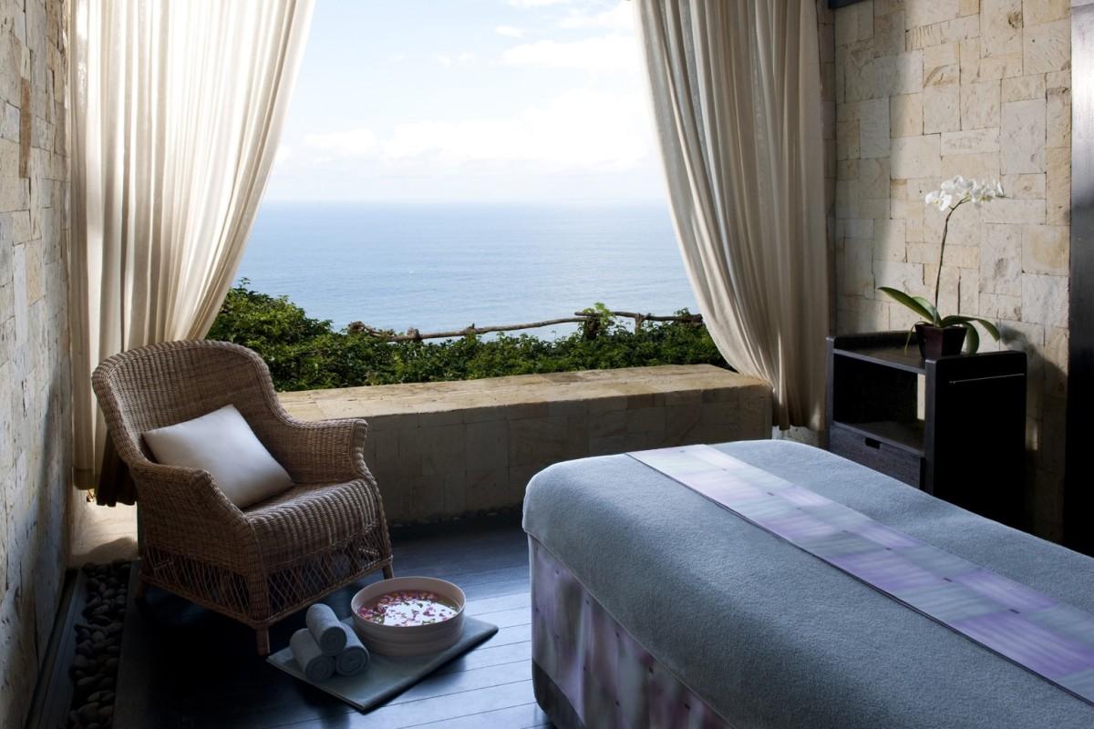 Biologique Recherche facial at Bulgari Resort Bali spa: lavish