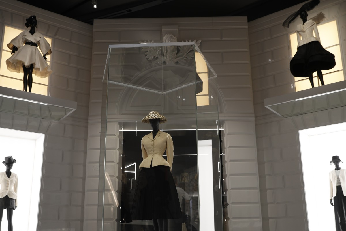 d2c089ca6ef Christian Dior s  Designer of Dreams  exhibition takes viewers on ...
