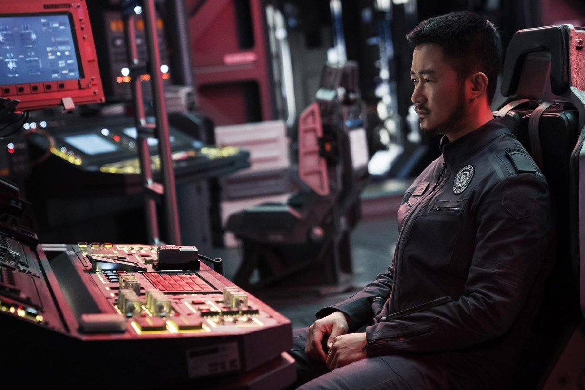 A new era for Chinese science fiction': The Wandering Earth director
