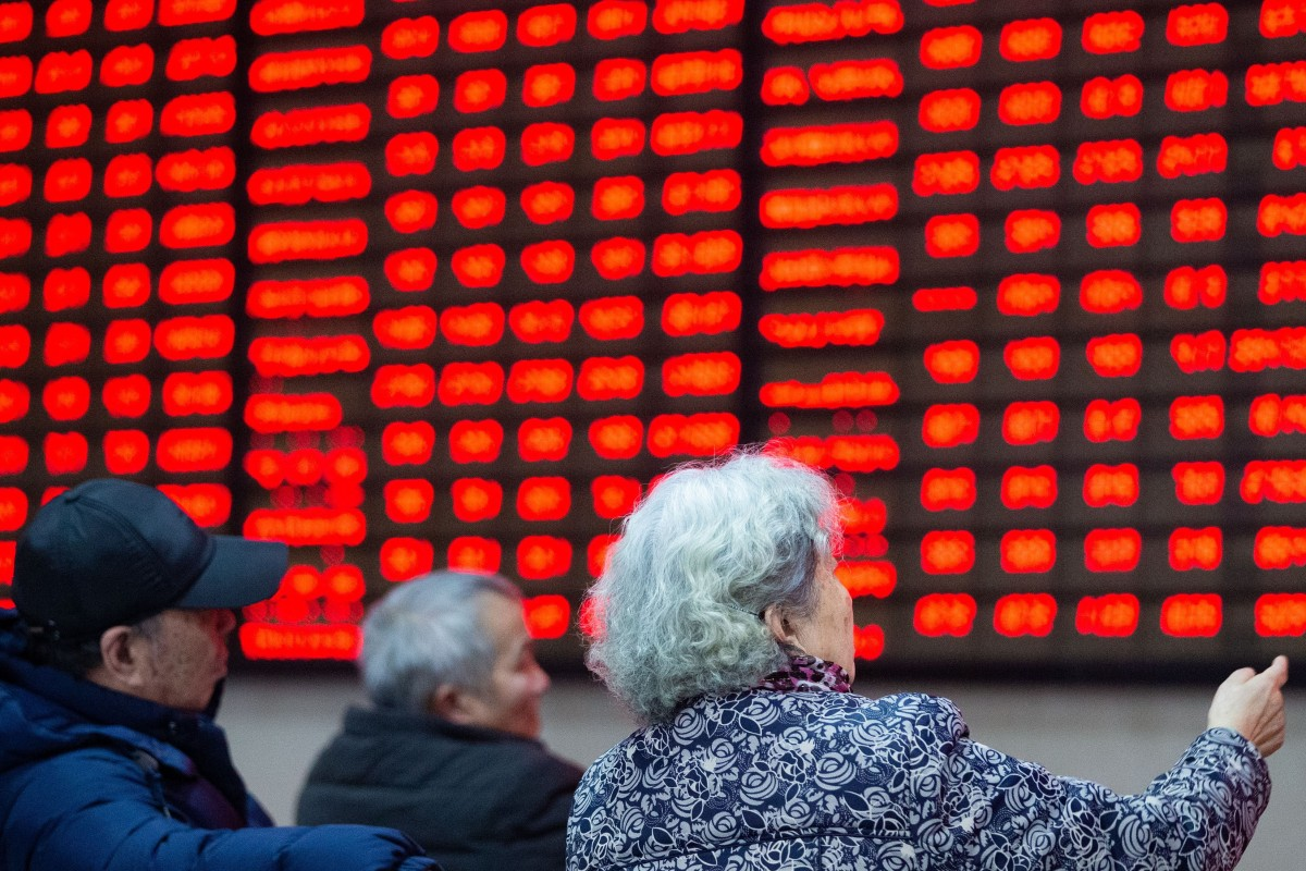 China stocks run up best month in nearly four years | South