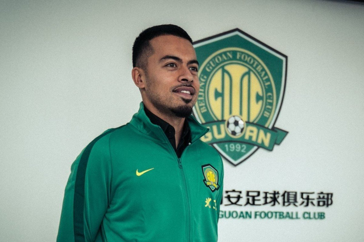 9aa9270510a Beijing Guoan s Nico Yennaris is among the naturalised players who will  have to wait to make