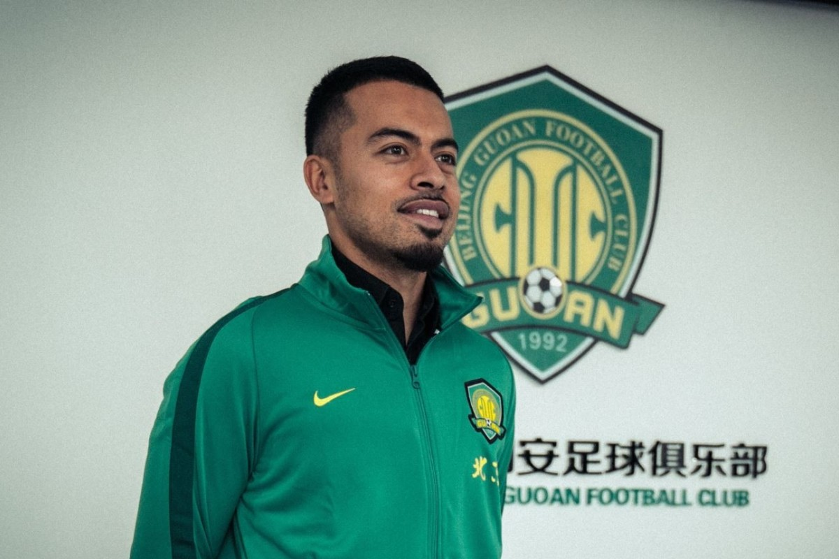 afa17afef Beijing Guoan's Nico Yennaris is among the naturalised players who will  have to wait to make