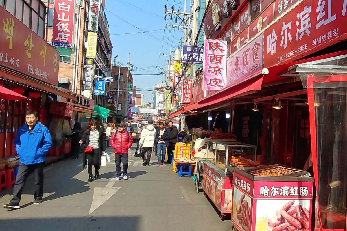 fcbd72e53 For Chinese immigrants, there is no place like home in Seoul's ...