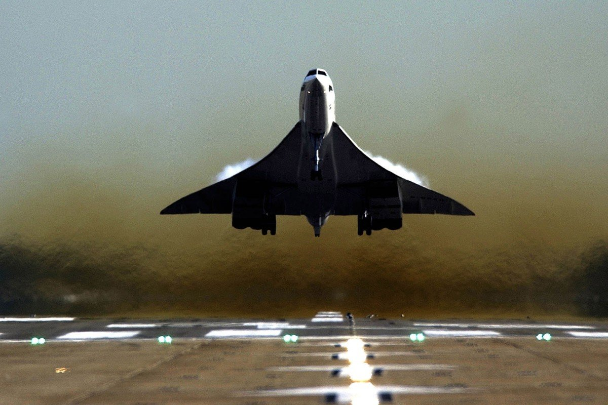 Flights Of The Concorde A Look Back On Worlds First