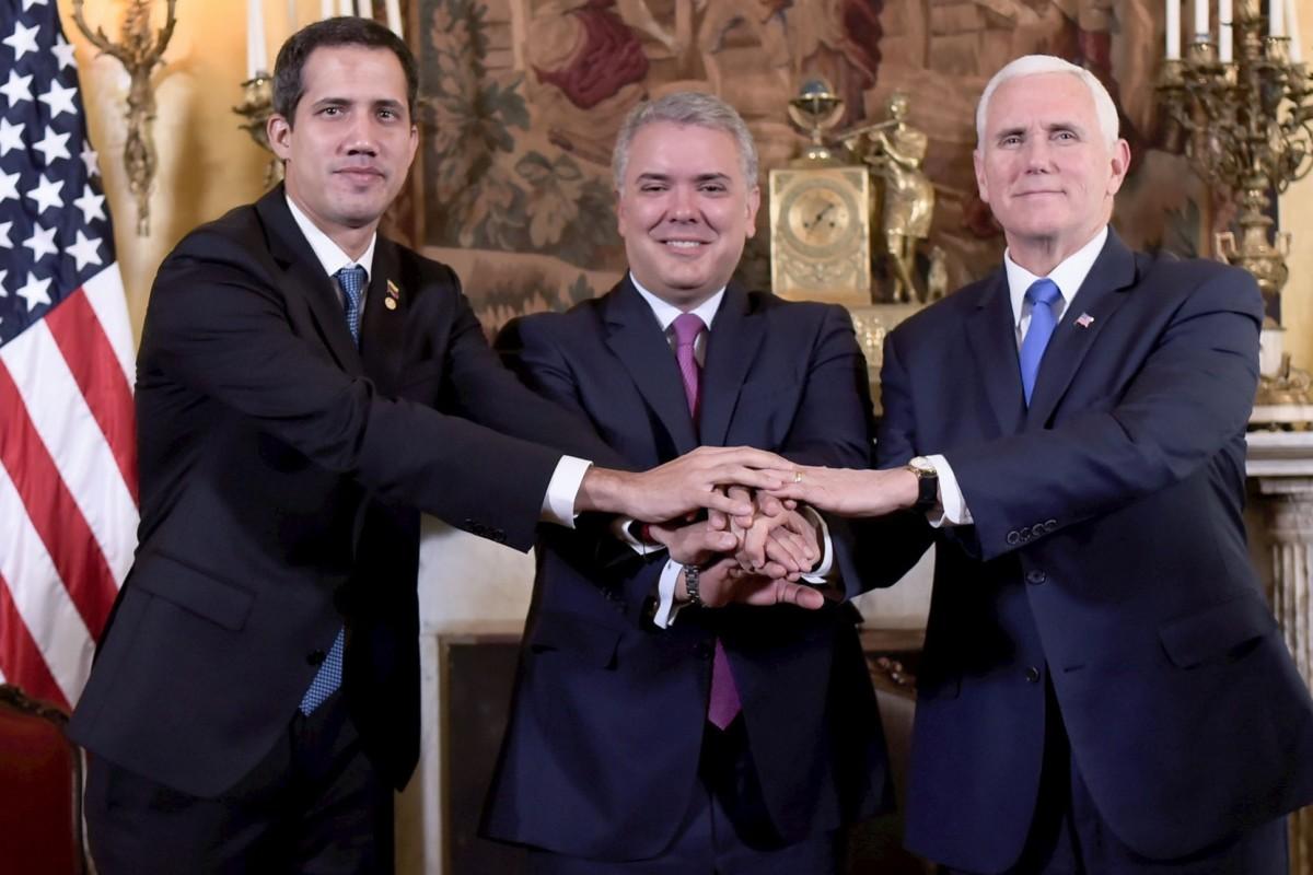 Venezuela President Nicolas Maduro will be out of power soon