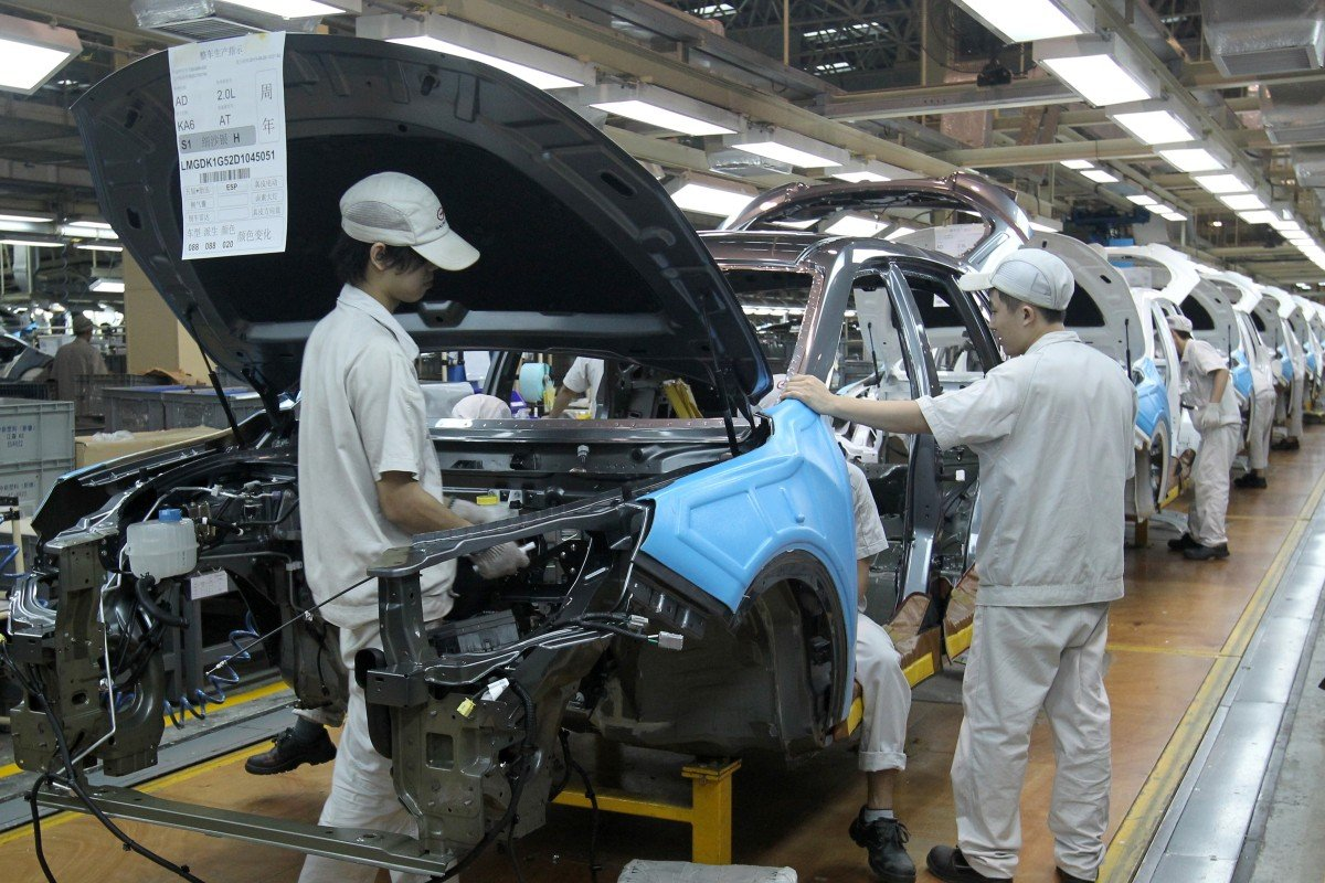 The Global Car Supply Chain Is Long And Complex With Many Parts Are Made In
