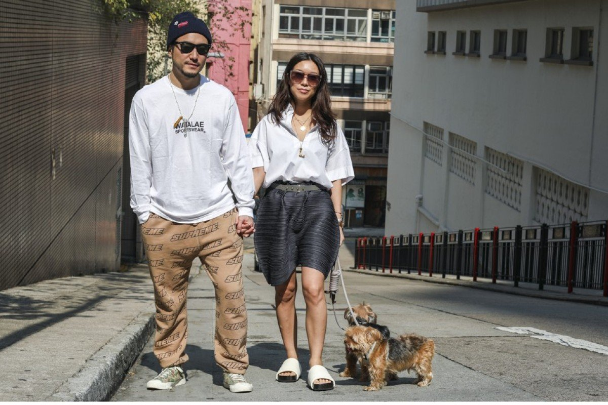 aec4a2c98ad5 Vintage Chanel and Hermès for her, '90s street style or preppy daddy look  for him, Supreme tees for both | South China Morning Post