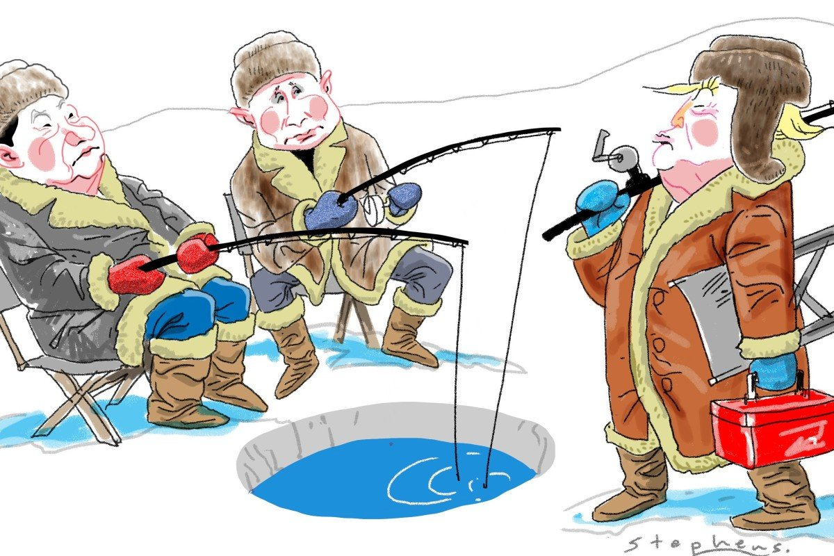 Arctic ambitions of China, Russia – and now the US – need not spark a cold war