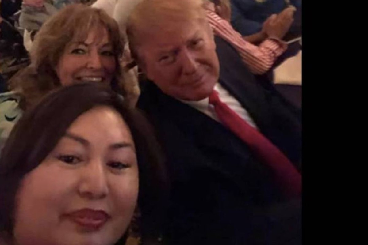 China-born Cindy Li Yang, founder of Florida spa linked to sex trafficking and Robert Kraft prostitution case, attended Donald Trump's Super Bowl party