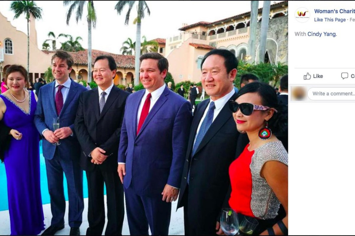 Who is Cindy Yang, China-born founder of Florida spa busted for
