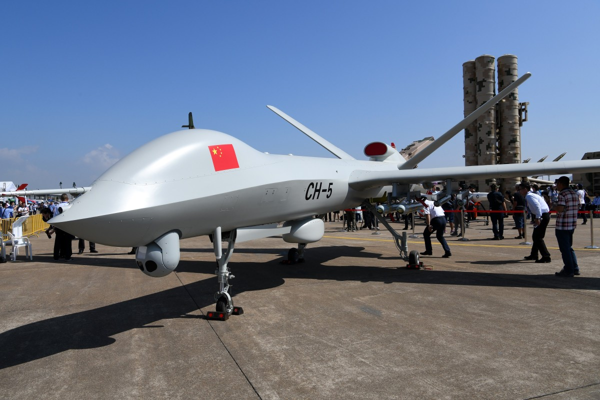 Defense Technology News: China Exports More Arms To African