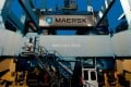 Maersk Line in south China expects slightly negative growth in the area's trade with Europe but still sees high growth from east China. Photo: Bloomberg