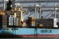 Maersk will increase freight rates on November 1. Photo: Bloomberg