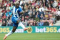 Ivorian striker Arouna Kone proved a hit for Wigan last week.