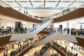 Annual investment in shopping malls and shops may rise. Photo: Bloomberg