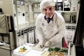 The height of catering: Turkish Airlines' flying chef Mustafa Aydogdu. Photo: Andrea Oschetti