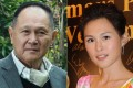 """Tycoon Cecil Chao Sze-tsung and his """"devoted"""" daughter Gigi"""