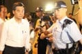 Chief Executive Leung Chun-ying's hospital visit after Lamma ferry disaster gave the impression that it was all a show.