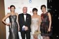 From left: Balia Chan, Martin Moodie, O. Lee-Davies and Lelia Chow