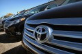 Toyota models that are part of the recall include the Yaris, Vios, Corolla, Matrix, Auris, Camry, RAV4, Highlander, Tundra and Sequoia. Photo: AFP