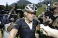 """Usada says Lance Armstrong's cycling team was engaged in the """"most sophisticated"""" doping programme the sport has ever seen. Photo: AFP"""