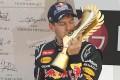 Double Formula One world champion Sebastian Vettel