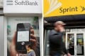 Japanese mobile operator Softbank will buy 70pc of US carrier Sprint Nextel. Photo: AP